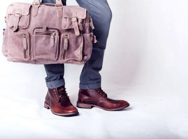 iBags – Messenger leather bags for men