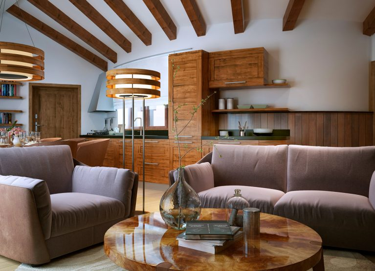 The Important Of Wood Materials For Indoor Style
